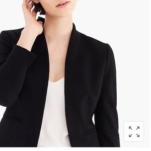 J. Crew Going-out Blazer in Stretch Twill